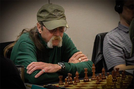 Raymon Mc Elhaney recently came out of Chess Retirement and joined the Waco Area Challengers